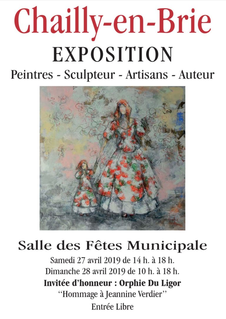 Chailly-en-Brie Exposition